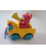 Burger King  Disney Bonker Toots Break Apart Car - $5.89