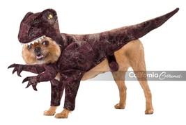 California Costumes Raptor Dinosaur Dog Pet Animal Halloween Costume PET... - $21.62