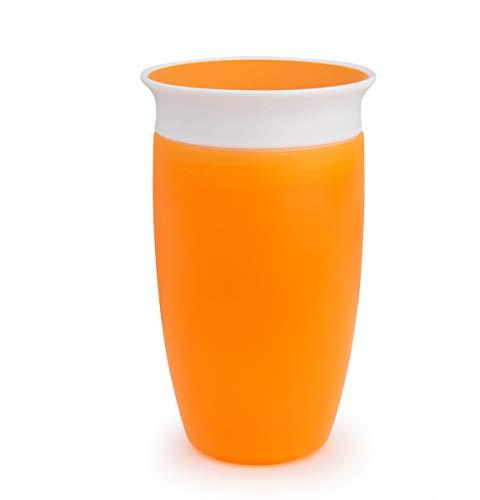 Munchkin Miracle 360 Sippy Cup, 10 Ounce 1-Pack - Orange