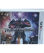 Transformers Rise of the Dark Spark- Nintendo 3DS - $20.00