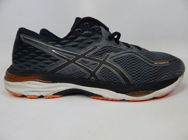 Asics Gel Cumulus 19 Size US 12.5 M (D) EU 47 Men's Running Shoes Black T7B3N