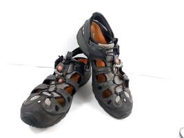 Merrell Men's Sandals Chameleon Cargo Sport Beluga Brown Leather Sport H... - $59.22