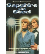 Sapphire And Steel - Paperback ( Ex Cond.) - $78.80
