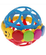 Ball Baby Bendy Einstein Toy Educational Activity Kids Toddler Multicolo... - $0.98