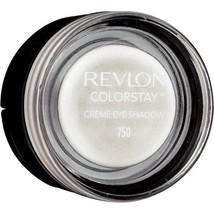 Revlon ColorStay Creme Eyeshadow 750 Vanilla .18oz (BNZ699-109) - $9.99