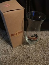 Hard Rock Cafe Maui, Hawaii Hurricane Mixed Cocktail Drinking Glass w/ Box  - $19.79