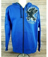 Ravenclaw Wizarding World of Harry Potter Zip Up Jacket Sweater Mens Sma... - $96.74
