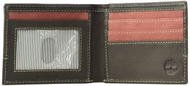 Timberland Men's Leather Credit Card ID Bifold Wallet With Key Fob Gift Box Set image 10
