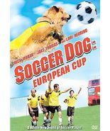 Soccer Dog: European Cup DVD Region 1 - $5.45