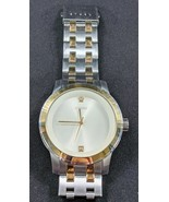 Guess Men's Watch U12604G2 $125 MSRP Stainless Steel dress formal casual... - £36.32 GBP