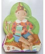 """Pinocchio Puzzle 24x8"""" Djeco 50 PIECES  - $21.49"""