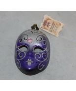 La Maschera Del Galeone Small  Painted Mask - $17.82
