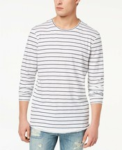 American Rag Men's Striped Long-Sleeve T-Shirt, Size XXL, MSRP $30 - $17.81