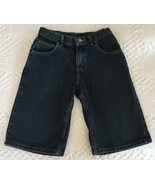 Lee Boys Blue Jean Denim Bermuda Shorts Size 16 R - EUC - $11.95