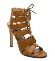 NEW DV Dolce Vita Tyler Tan Leather Sandal Size 9.5 NIB - $32.71