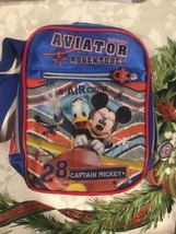 Micky Mouse Lunch Bag Pre- Owned - $24.74