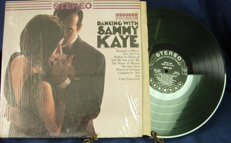 Dancing with SAMMY KAYE - Columbia HS 11087