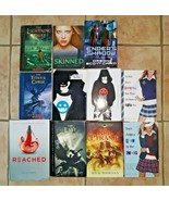 Lot 11 YA Young Adult Fantasy Scifi Books Percy Jackson Vladimir Tod Sum... - $24.74