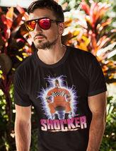 Shocker T Shirt 1980s Wes Craven slasher movie retro 80s horror film graphic tee image 3
