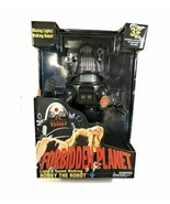 """NEW SEALED 2020 Forbidden Planet 12"""" Robby Robot Light Sounds Walmart Exclusive - $37.04"""