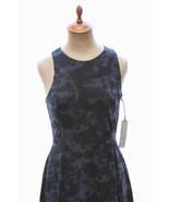 Vans Womens What is Love Sun Sleeveless Black Print Casual Beach Dress S... - $23.33