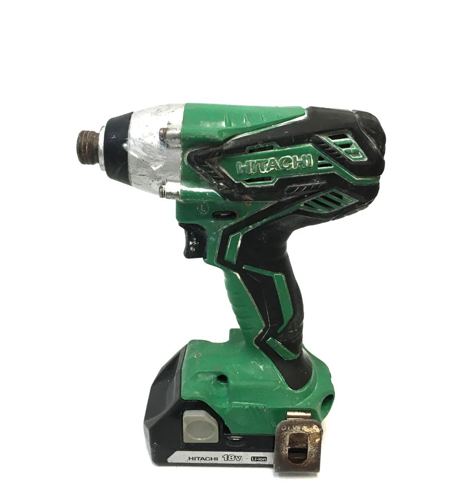 Hitachi Cordless Hand Tools Wh18dgl