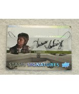 Autograph Auto Trading Card SSS4 Lambert  2017 Upper Deck Alien Movie Ca... - $24.18