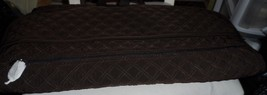 Vera Bradley Brown Microfiber Garment bag  #2 - $65.00