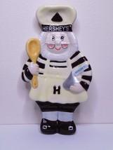 Hersheys Collectible 2003 Ceramic Spoon Rest - $11.99