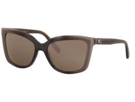 Coach HC8261 HC/8261 55345R Taupe Laminate Fashion Square Sunglasses 56mm - $79.19