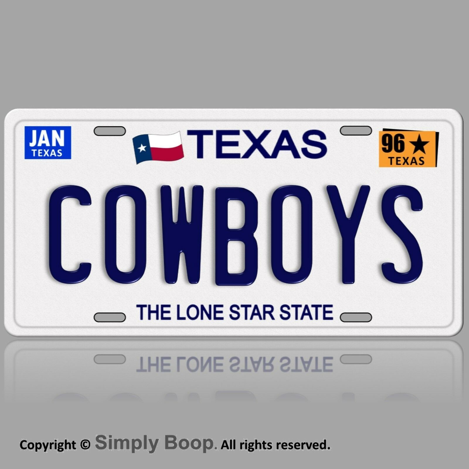 "Iowa Hawkeyes Football Black /& Yellow 6/""x12/"" Aluminum License Plate Tag"