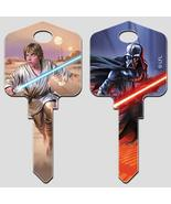 Star Wars Key Blanks (Kwikset-KW, Luke Skywalker) - $9.79