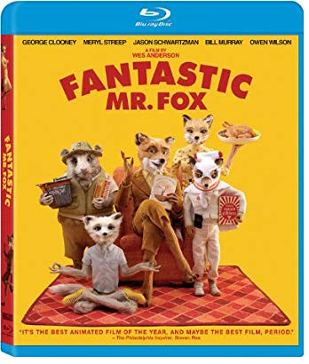 Fantastic Mr. Fox [Blu-ray + DVD]