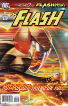 Flash, The (3rd Series) #11A VF/NM; DC | save on shipping - details inside - $4.99