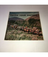 """NATIONAL DANCE ORCHESTRA: swing your partner Halo 12"""" LP - $8.99"""