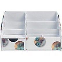 Cynthia Rowley Desktop Organizer, Celestial Dot - $32.66