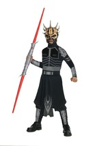 Star Wars Child's Savage Opress Costume As Shown Standard Packaging Large - $23.40