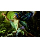 Butterfly Fairies  – Choice of Gender and Vessel - 4 available - ring or... - $69.00