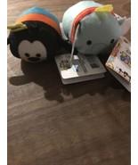 Disney Tsum Tsum  Goody And Dumbo 2 1/2 inch Plush NWT - $9.89