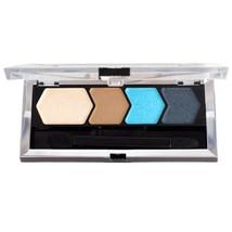Maybelline Eye Studio Quad Eye Shadow - Striking Blue 600 - $9.99
