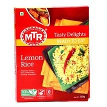 2 x MTR Ready To Eat - Lemon Rice, 250 gm Carton - $17.74