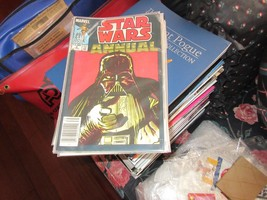 Star Wars , Marvel , Issue # 3 , Annual - $29.61