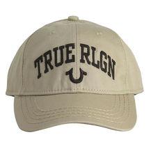 True Religion Men's Logo Trucker Hat Adjustable Strapback Baseball Cap TR2498 image 3