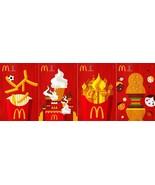 "FIFA World Cup McDonald's AD Poster 2018 Soccer Tournament Print 24x36"" 27x40"" - £7.50 GBP - £13.57 GBP"