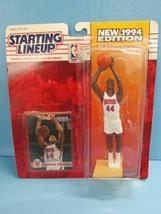 Kenner Starting Lineup 1994 Derrick Coleman Nets action figure NEW! - $9.85