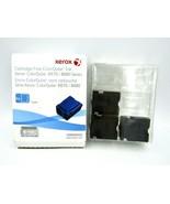 Genuine XEROX ColorQube 108R00950 8870 / 8870 (3 Cubes) CYAN Ink NEW Ope... - $29.65