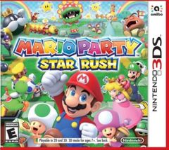 Mario Party: Star Rush (Nintendo 3DS, 2016) New Video Game - $39.99
