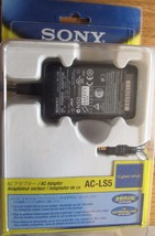 GENUINE Sony AC Adapter Charger for CyberShot Cameras (AC-LS5)  AC-LS5-ULN - $12.19