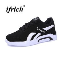 Running Athletic R Man Man Shoes Male Autumn Spring Footwear Trainers 2018 Black 8aCq8I