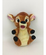 "Disney Parks Babies Bambi Deer Fawn Brown Plush 9.5"" Stuffed Animal Toy ... - $9.85"